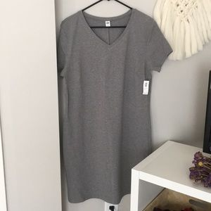 Tee shirt dress old navy